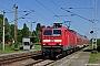 """LEW 18469 - DB Regio """"143 093-3"""" 25.05.2011 - Leipzig-TheklaDieter Römhild"""
