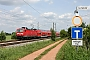 "LEW 18469 - DB Regio ""143 093-3"" 23.05.2011 - PönitzDaniel Berg"