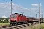 """LEW 18471 - DB Regio """"143 095-8"""" 26.06.2010 - Wansleben am SeeNils Hecklau"""