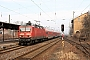 """LEW 18474 - DB Regio """"143 098-2"""" 05.03.2011 - GaschwitzDaniel Berg"""