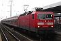 """LEW 18476 - DB Regio """"143 100-6"""" 01.01.2008 - Nürnberg, HauptbahnhofDieter Römhild"""