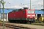 """LEW 18477 - DB Regio """"143 101-4"""" 02.09.2006 - Dortmund, BetriebswerkBurkhard Walbersloh"""