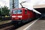 """LEW 18479 - DB Regio """"143 103-0"""" 12.06.2002 - Mannheim, HauptbahnhofOliver Wadewitz"""