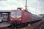 """LEW 18480 - DB AG""""143 104-8"""" 14.06.1997 - Heilbronn, HauptbahnhofUdo Plischewski"""