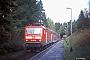 "LEW 18480 - DB Regio ""143 104-8"" 24.10.2002 - Feldberg (Schwarzwald), Haltepunkt Altglashütten-FalkauIngmar Weidig"