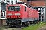 """LEW 18480 - DB Regio """"143 104-8"""" 16.11.2012 - Frankfurt (Main), BetriesbwerkRobert Steckenreiter"""