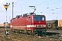 """LEW 18481 - DR """"243 105-4"""" 22.02.1991 - Arnstadt, HauptbahnhofHans-Karl Kunhäuser"""