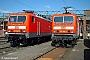 """LEW 18482 - DB Regio""""143 106-3"""" 10.03.2002 - StuttgartGildo Scherf"""