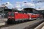 """LEW 18483 - DB Regio """"143 107"""" 19.06.2011 - Darmstadt, HauptbahnhofStefan Sachs"""