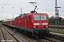 "LEW 18483 - DB Regio ""143 107"" 17.07.2008 - Friedberg (Hess)Dieter Römhild"