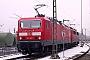 """LEW 18485 - DB Regio""""143 109-7"""" __.01.2002 - MünchenFrank Weimer"""