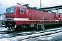 """LEW 18486 - DB AG """"143 110-5"""" 22.01.1995 - Stralsund, BahnbetriebswerkErnst Lauer"""
