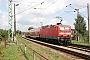"""LEW 18487 - DB Regio """"143 111-3"""" 04.08.2010 - Guben, NordFrank Gutschmidt"""
