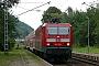"""LEW 18488 - DB Regio """"143 112-1"""" 12.08.2007 - KrippenAndreas Görs"""
