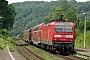 """LEW 18488 - DB Regio """"143 112-1"""" 20.06.2009 - Stadt WehlenJohannes Fielitz"""