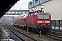 """LEW 18488 - DB Regio """"143 112-1"""" 17.03.2011 - Chemnitz, HauptbahnhofKlaus Hentschel"""