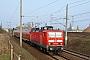 """LEW 18489 - DB Regio """"143 113-9"""" 23.04.2009 - Halle (Saale)Nils Hecklau"""