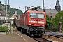 """LEW 18490 - DB Regio """"143 114-7"""" 22.06.2005 - BacharachRobert Steckenreiter"""