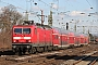 """LEW 18490 - DB Regio """"143 114"""" 28.02.2015 - NeuwiedLeo Stoffel"""