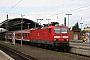 "LEW 18491 - DB Regio ""143 115-4"" 09.07.2009 - Halle (Saale), HauptbahnhofJens Böhmer"