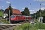 """LEW 18492 - DB Regio """"143 116-2"""" 26.07.2010 - RathenAndreas Görs"""