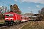 "LEW 18495 - DB Regio ""143 119-6"" 02.11.2015 - Altdorf-LudersheimThomas Mißbach"