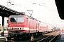"""LEW 18496 - DR""""143 120-4"""" 12.03.1993 - Naumburg (Saale)Frank Weimer"""