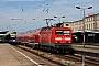 """LEW 18496 - DB Regio """"114 301-5"""" 06.08.2009 - Magdeburg, HauptbahnhofJens Böhmer"""
