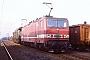 """LEW 18499 - DR """"243 123-7"""" 23.01.1989 - Delitzsch, unterer BahnhofMarco Osterland"""