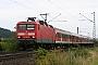"LEW 18499 - DB Regio ""143 123-8"" 31.07.2009 - ForchheimWolfgang Kollorz"