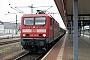 """LEW 18499 - DB Regio """"143 123-8"""" 07.09.2011 - EisenachWolfram Wätzold"""