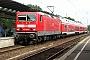 """LEW 18500 - DB Regio """"143 124-6"""" 31.08.2003 - ErlangenPeter Wolf"""