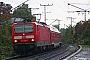 """LEW 18502 - DB Regio """"143 126-1"""" 13.10.2009 - Dresden-CottaSven Hohlfeld"""