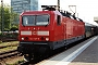 """LEW 18503 - DB Regio """"143 127-9"""" 11.05.2001 - Mannheim, HauptbahnhofOliver Wadewitz"""