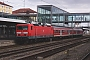 "LEW 18507 - DB Regio ""143 131-1"" 04.02.2007 - Regensburg, HauptbahnhofChristoph Schmidt"