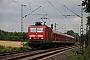 "LEW 18508 - DB Regio ""143 132-9"" 30.08.2010 - EltvilleJens Böhmer"