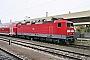 """LEW 18508 - DB Regio """"143 132-9"""" 11.11.2012 - Mannheim, HauptbahnhofErnst Lauer"""