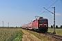 """LEW 18512 - DB Regio """"143 136-0"""" 09.06.2014 - Estorf (Weser)Ben-Luca Wresche"""
