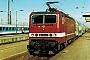 "LEW 18517 - DB AG ""143 141-0"" 01.10.1997 - Leipzig, HauptbahnhofWolfram Wätzold"