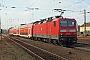 """LEW 18517 - DB Regio """"143 141"""" 12.03.2012 - Darmstadt-KranichsteinRobert Steckenreiter"""