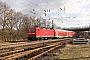"""LEW 18517 - DB Regio """"143 141"""" 01.02.2013 - Mainz-BischofsheimRalf Lauer"""