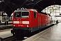 "LEW 18520 - DB Regio ""143 144-4"" 30.05.2000 - Leipzig, HauptbahnhofOliver Wadewitz"