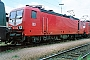 """LEW 18521 - DB Regio """"143 145-1"""" 25.06.2000 - Mannheim, BahnbetriebswerkErnst Lauer"""