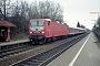 """LEW 18521 - DB Regio """"143 145-1"""" __.02.2003 - Gundelfingen (Breisgau)Kai Reinhard"""
