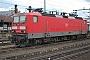 "LEW 18523 - DB Fahrwegdienste ""143 147-7"" 21.07.2009 - FuldaMario Fliege"