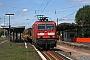 "LEW 18523 - DB Fahrwegdienste ""143 147-7"" 21.07.2009 - HünfeldKonstantin Koch"