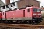 "LEW 18525 - DB Regio ""143 149-3"" 20.05.2008 - Trier, BetriebswerkStefan Sachs"