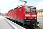 """LEW 18558 - DB Regio """"143 551-0"""" 30.06.2008 - Bad SchandauFranz Grüttner"""