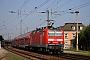 """LEW 18558 - DB Regio """"143 551-0"""" 14.04.2009 - Coswig (bei Dresden)Jens Böhmer"""
