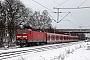 """LEW 18560 - DB Regio """"143 553-6"""" 21.12.2009 - KorschenbroichPatrick Böttger"""